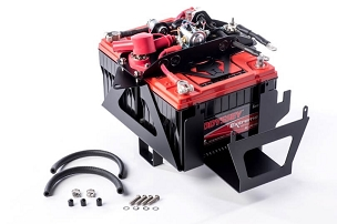 2007-2018 Jeep Wrangler JK Dual Battery Kit